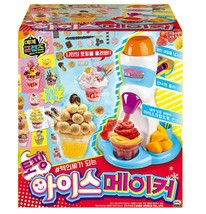 Mimi World Topping Ice Frozen Food Maker Food Kitchen Play Toy image 2