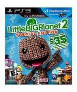 Little Big Planet 2: Special Edition for Sony PS3 [video game] - $35.10