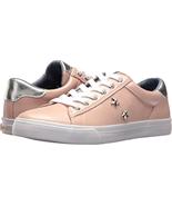 Tommy Hilfiger Women's Lerner Sneakers - Choose SZ/Color -  Blush/Gold - $58.76+