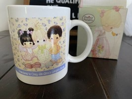 Precious Moments 2005 Mug A Friendship Is Only An Arms Length Away NEW Rare - $29.99