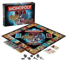 Yu-Gi-Oh! Monopoly Board Game  by USAopoly  - $53.97