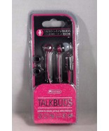 Sentry In-Ear only Headphones with In-Line Microphone - Pink - New - $8.54