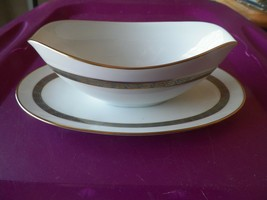 Noritake gravy with under plate (Hartford) 1 available - $9.36