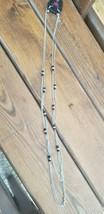 Paparazzi Long Necklace & Earring set (new) #277 ELEGANT - $7.61