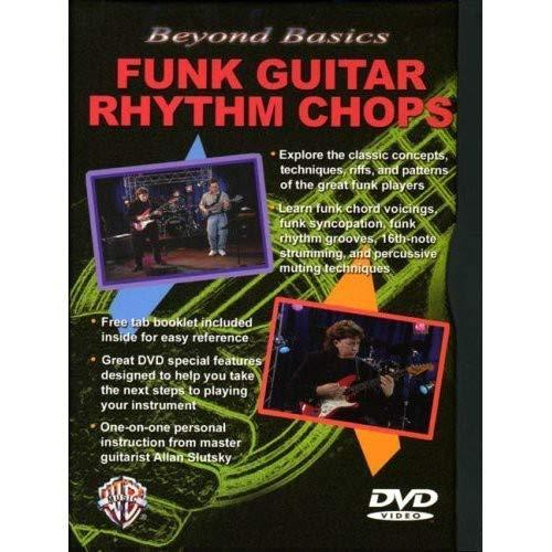 Beyond Basics: Funk Guitar Rhythm Chops [DVD]