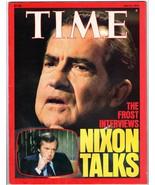 1977 TIME Magazine RICHARD NIXON No Label NIXON Frost INTERVIEWS Nixon T... - $12.38