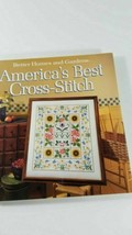 Better Homes and Gardens America's Best Cross-Stitch 1988 - $19.80
