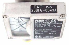 """NEW ABB D10A32-5 FLOWMETER 1/2"""" NPT ORDER NO. 240144761/X052 D10A325 image 4"""
