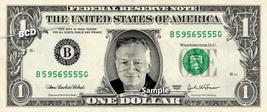 HUGH HEFNER on a REAL Dollar Bill Cash Money Collectible Memorabilia Cel... - $8.88
