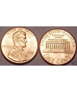1997-P GEM UNCIRCULATED LINCOLN CENTFREE SHI - $2.31