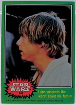 1977 Star Wars Series Four (Green Border) Trading Card #248 - $0.98