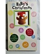 Baby's Christmas 3 CD Christmas Collection & Memory Book - $15.00
