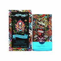 Ed Hardy Hearts Daggers by Christian Audigier for Men 3.4 oz EDT Spray Brand New - $22.77