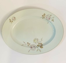 """Johann Haviland Bavaria Germany Sweetheart Rose Serving Platter 14 3/4"""" ... - $19.80"""