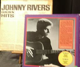 Johnny Rivers' Golden Hits and Johnny Rivers Also Starring The Tremonts AA20-RC2 image 4
