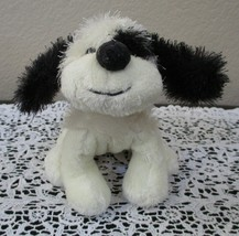Lilkinz Black & White Cheeky Dog HS192 by Ganz NO TAG NO CODE - $6.33
