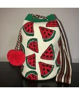 Authentic 100% Wayuu Mochila Colombian Bag Large Boho Chic vibes Waterme... - $125.00