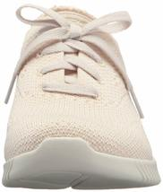 NEW Skechers Womens Natural Mesh Wave Lite-Pretty Philosophy Memory Foam Shoes 9 image 3