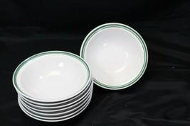 """Anchor Hocking Holiday Magic Xmas Soup Bowls 6-5/8"""" Lot of 12 - $54.87"""