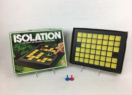 Vintage 1978 Lakeside's ISOLATION Strategy Game No. 8386 - $24.70