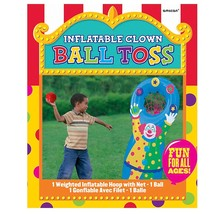 Inflatable Ball Toss Birthday Party Game - FREE SHIPPING - ₨1,359.33 INR