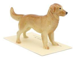 Hagen Renaker Miniature Dog Golden Retriever Papa Ceramic Figurine image 4