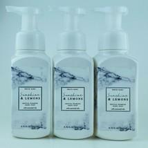 3-Pack Bath & Body Works Sunshine & Lemons Gentle Foaming Hand Soap 8.75... - $25.73
