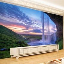 """3D wallpaper """"Waterfall""""""""  - $35.00+"""