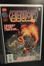 #10 Generation X Marvel Comic Book D847 - $3.36