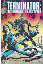 TERMINATOR: SECONDARY OBJECTIVES  #2 LIMITED SERIES OF 4 1991 GULACY-.NM - $3.91