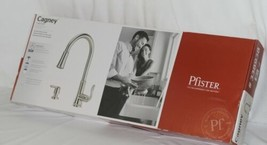 Pfister F5297CGS Cagney Collection Stainless Steel Pull Down Kitchen Faucet image 1