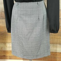 Forever 21 Essentials Dress Women's Size S Black Gray DB13 image 4
