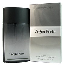 Ermenegildo Zegna Forte Eau de Toilette EDT Cologne 3.4oz Men Scent SeXy NEW Box - $47.25