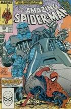Amazing Spider-Man #329 VG 1990 Marvel vs Tri-Sentinel Comic Book - $1.95