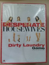 Desperate Housewives Dirty Laundry Game by Cardinal, 2005 - Based on ABC... - $15.83