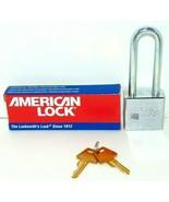 American Lock Keyed Padlock (2 Keys) A52KA Multiple Available all keyed ... - $7.81