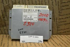 00-02 Mercedes E320 ABS Braking system 0275455732 Module 290-7b4 - $18.49