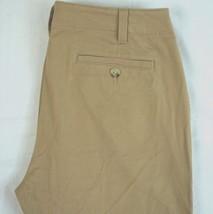Nwt Lauren Ralph Lauren Women's Tan Zipped Ankle Stretch Skinny Pants 2 X 28 - $82.79