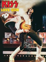KISS Band Ace Frehley Smokin' Love Gun / ALIVE II Counter Top Stand-Up D... - $15.99