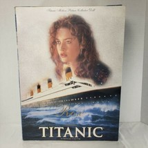 """RARE 1998 Titanic """"Rose DeWitt Bukater Collector Doll - Galoob Limited  ... - $38.69"""