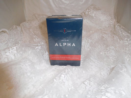 Avon Alpha Eau de Toilette Spray - 2.5 fl. oz. - New in Box! - $10.50