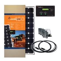 Samlex Solar Charging Kit - 100W - 30A - $500.37