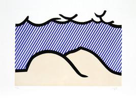"""Roy Lichtenstein """"De Denver au Montana"""" HD print on canvas wall picture ... - $29.69"""