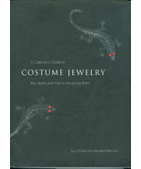 A Collectors Guide to Costume Jewelry Tolkien  and Wilkinson - $19.99