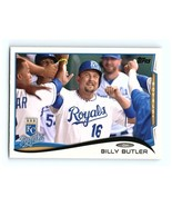 2014 Topps #255 Billy Butler NM-MT Royals - $0.99
