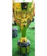 Jules Rimet 1:1 Trophy Replica FIFA Football World Cup Soccer Award Priz... - $165.99