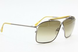 New Tom Ford Felix Tf 194 10P Silver Gradient Authentic Sunglasses TF194 60-9 - $381.48
