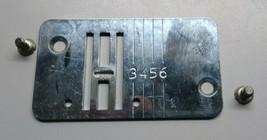 Husqvarna Viking Sewing Machine 3220 6430 6230 Part -Needle Throat Plate... - $27.71