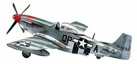 *Hasegawa 1/32 US Army North American P-51D Mustang plastic model ST5 - $31.33