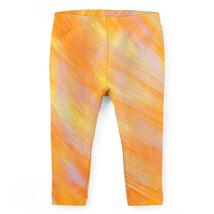 Sunset Orange Girls Leggings - $37.99+